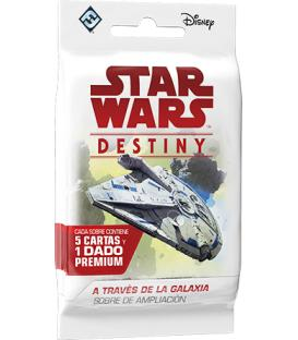 Star Wars Destiny: A Través de la Galaxia (Sobre de Ampliación)