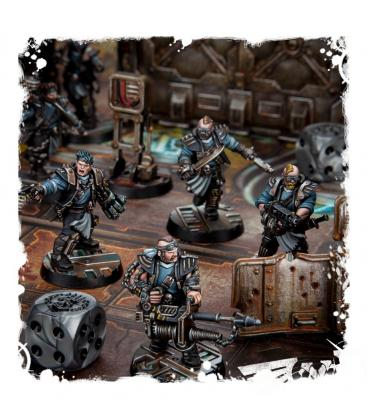 Necromunda: Banda Orlock
