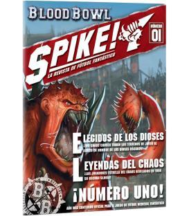 Blood Bowl: Spike! nº1 - La Revista de Fútbol Fantástico