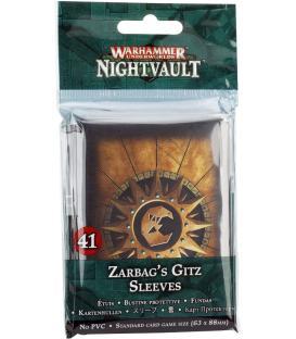 Warhammer Underworlds Nightvault: Los Vazilonez de Zarbag (Fundas)
