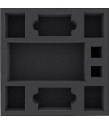 Las Mansiones de la Locura: Santuario del Crepúsculo (Foam Tray Set)