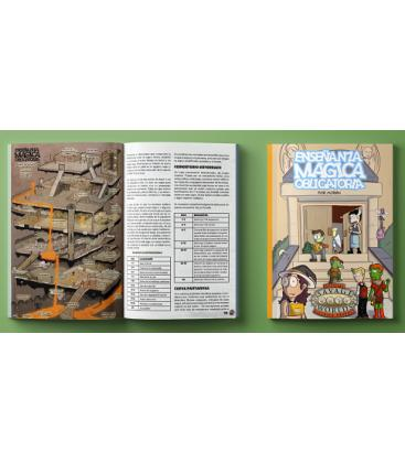 Savage Worlds: Enseñanza Mágica Obligatoria