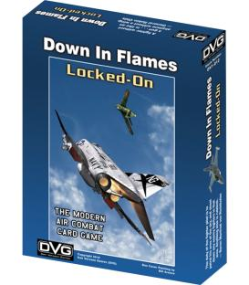Down in Flames: Locked-On (Inglés)