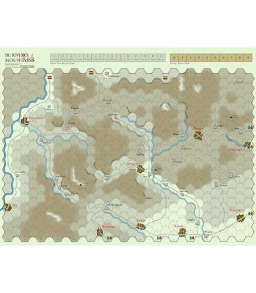 Paper Wars 89: Burning Mountains