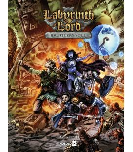Labyrinth Lord: Aventuras Vol. 1