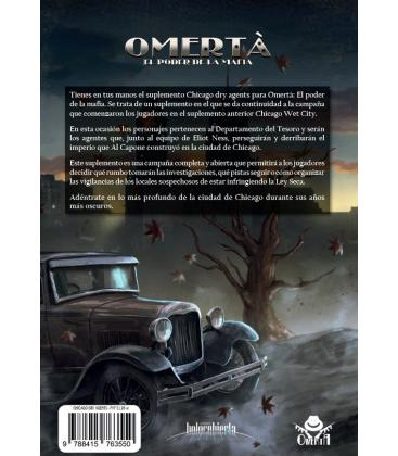 Omertà: Chicago Dry Agents