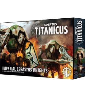 Adeptus Titanicus: Imperial Cerastus Knights (Inglés)