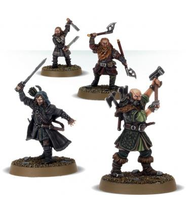 Middle-Earth Strategy Battle Game: Thorin Oakenshield & Company