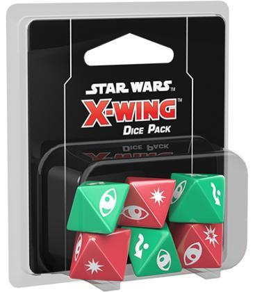 Star Wars X-Wing 2.0: Pack de Dados