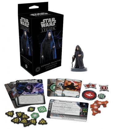 Star Wars Legion: Emperador Palpatine