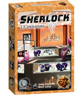 Q Serie Sherlock: 13 Rehenes