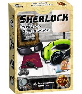 Q Serie Sherlock: Paradero Desconocido