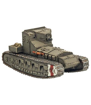 La Gran Guerra: Whippet Tank Pack