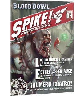 Blood Bowl: Spike! nº4 - La Revista de Fútbol Fantástico