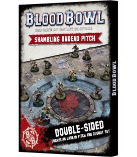 Blood Bowl: Shambling Undead (Pitch and Dugout Set)