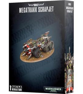 Warhammer 40,000: Orks Megatrakk Scrapjet