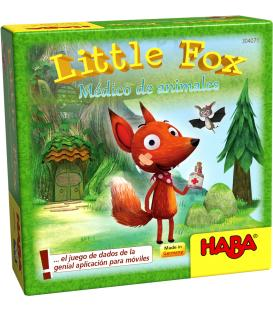 Little Fox: Médico de Animales
