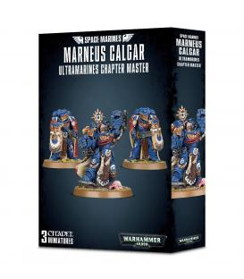 Warhammer 40,000: Space Marines (Marneus Galgar Ultramarines Chapter Master)