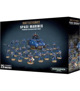 Warhammer 40,000: Space Marine - Primaris Interdiction Force