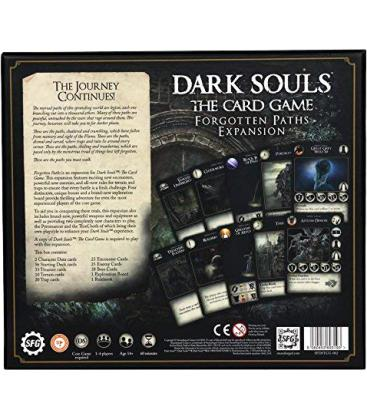 Dark Souls The Card Game: Forgotten Paths