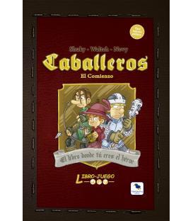 Libro-Juego 2 - Caballeros: El Comienzo