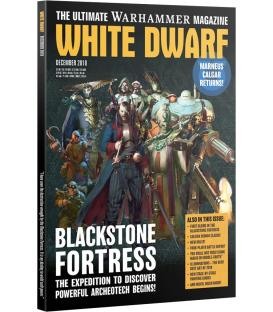 White Dwarf: December 2018 (Inglés)