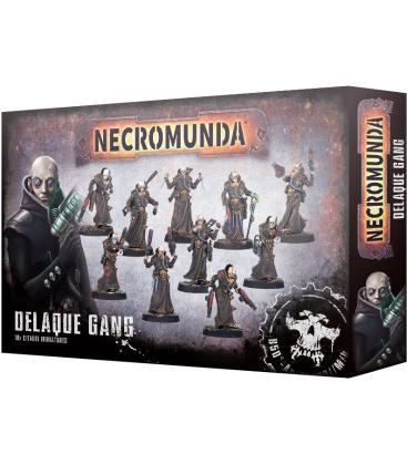 Necromunda: Banda Delaque