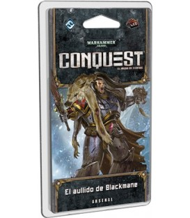 Warhammer 40.000: Conquest - El Aullido de Blackmane / Ciclo Señor de la Guerra 1