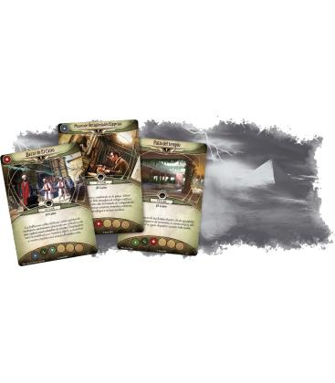 Arkham Horror LCG: Guardianes del Abismo
