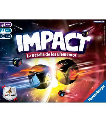 Impact: La Batalla de los Elementos
