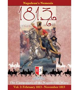 1813: Napoleon's Nemesis (Inglés)