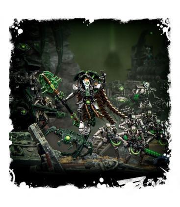 Warhammer 40,000: Necron Cryptek