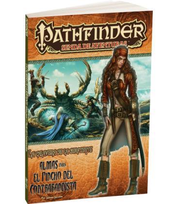 Pathfinder: La Calavera de la Serpiente 1 (Almas para el Pincho del Contrabandista)
