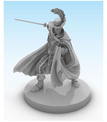 Sword & Sorcery: Ryld (Set de Héroe)