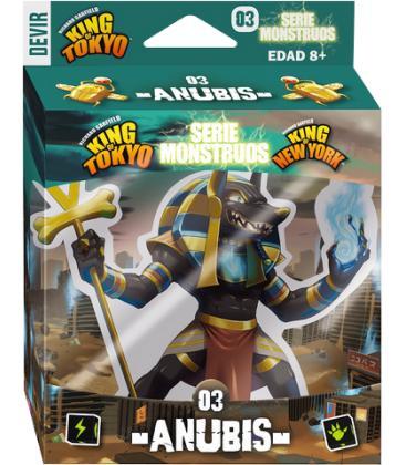 King of Tokyo / New York: 03 - Anubis