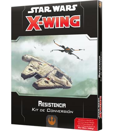 Star Wars X-Wing 2.0: Kit de Conversión de la Resistencia