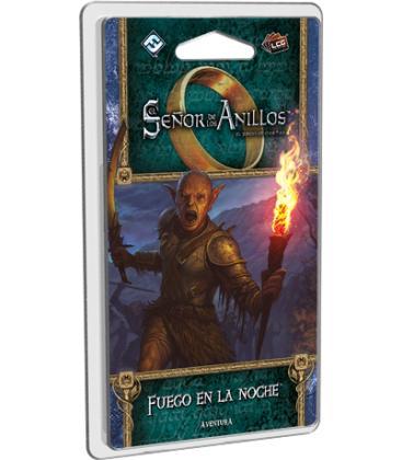 El Señor de los Anillos LCG: Fuego en la Noche / Ered Mithrin 3