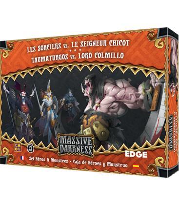Massive Darkness: Taumaturgos vs. Lord Colmillo