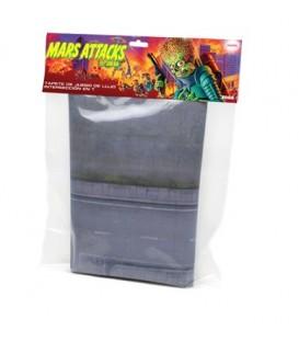 Mars Attacks: Tapete de Juego de Lujo (Intersección en T)