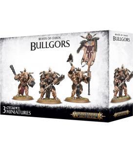 Warhammer Age of Sigmar: Beasts of Chaos (Bullgors)