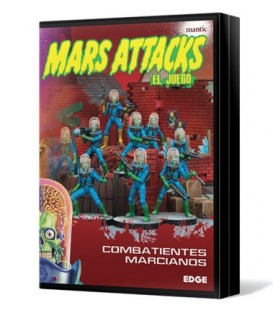 Mars Attacks: Combatientes Marcianos