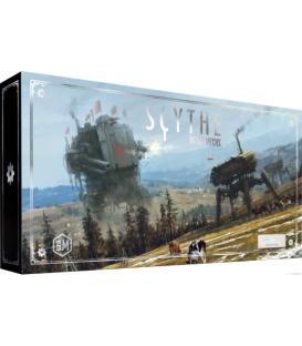 Scythe: Metal Mechs (1 para cada Facción)