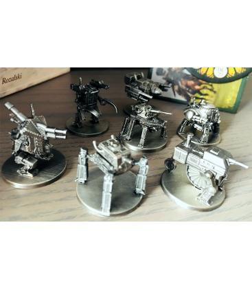 Scythe: Metal Mechs