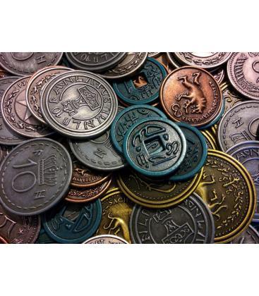 Scythe: 80 Monedas Metálicas