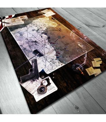 Tapete de Neopreno: WWII Americano (150x90 cm)