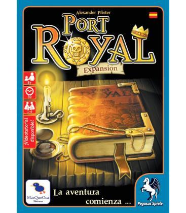 Port Royal: La Aventura Comienza
