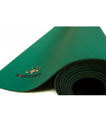 Tapete de Neopreno: Verde Liso (150x90 cm)