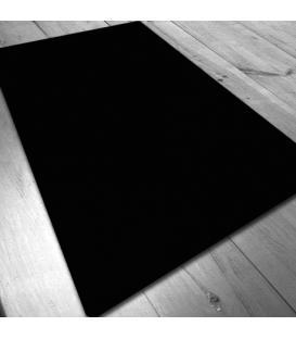 Tapete de Neopreno: Negro Liso (150x90 cm)