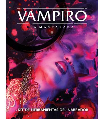 Vampiro la Mascarada 5ª Edición: Pantalla del Narrador