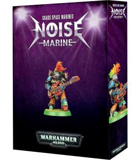 Warhammer 40,000: Chaos Space Marines (Noise Marine)
